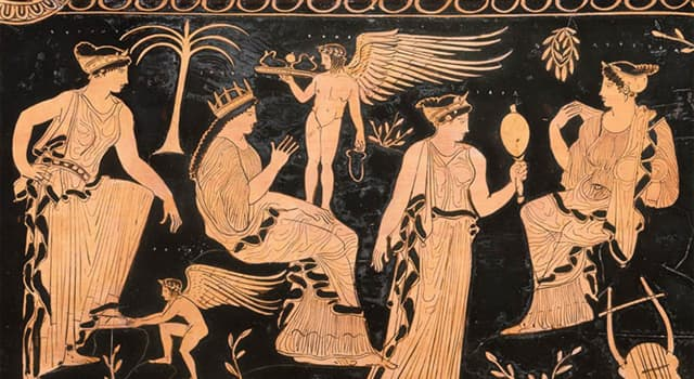 Culture Trivia Question: Amphitrite was the Greek Goddess of what?