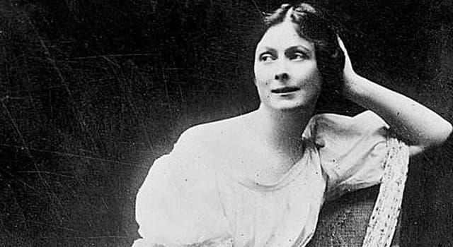 Gesellschaft Wissensfrage: Isadora Duncan war die Ehefrau von welchem russischen Dichter?