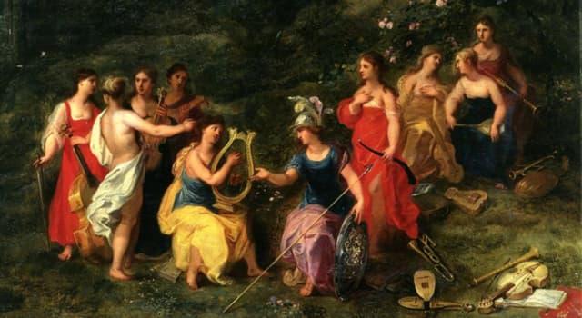 Культура Вопрос: Что из перечисленного является жанром древнегреческой поэзии?