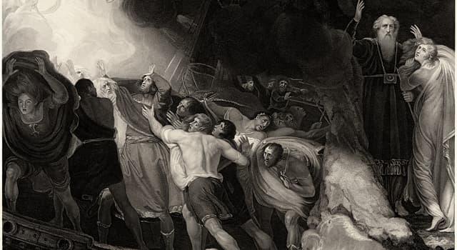 Kultur Wissensfrage: In welchem William Shakespeares Theaterstück ist Caliban eine der Hauptfiguren?