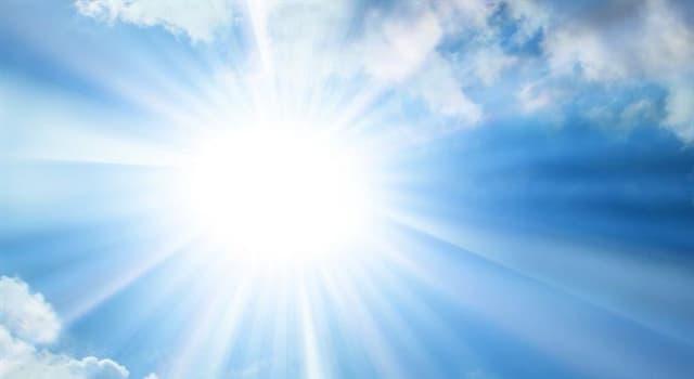 Сiencia Pregunta Trivia: ¿Cómo se define la luz?