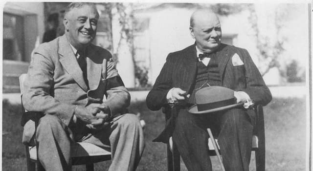 Historia Pregunta Trivia: ¿Cómo se llamó el documento firmado por Churchill y Roosevelt durante la II Guerra Mundial?