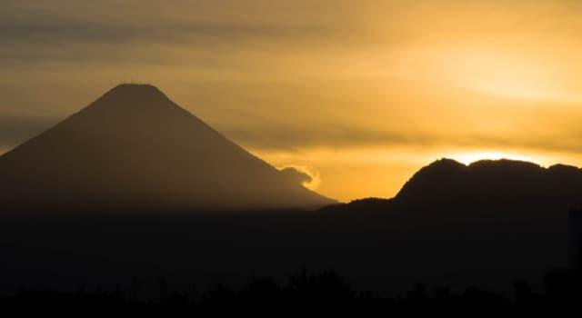 Historia Trivia: ¿Cómo se llama actualmente el pueblo que fue la segunda capital de la Capitanía general de Guatemala?