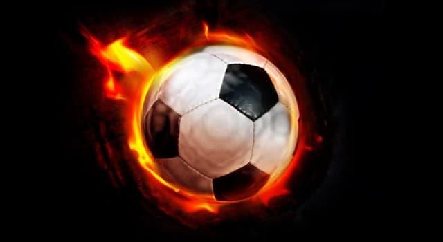 Deporte Pregunta Trivia: ¿Cuál es la mayor goleada en un partido de futbol?