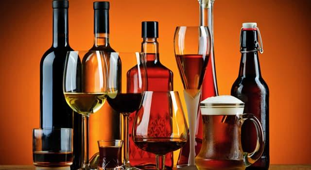 Cultura Pregunta Trivia: ¿Cuál de las siguientes bebidas alcohólicas toma su nombre de la localidad de la que procede?