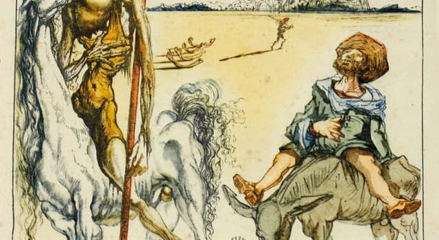 """Cultura Pregunta Trivia: ¿Cuál de los siguientes pintores ilustró una edición de """"El Quijote?"""