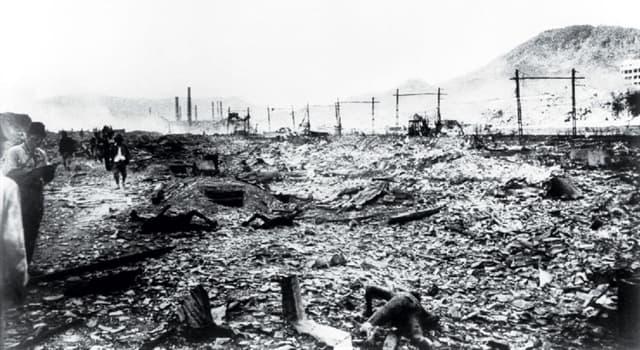 Historia Pregunta Trivia: ¿Cuál era el nombre de la bomba atómica que destruyó Nagasaki?