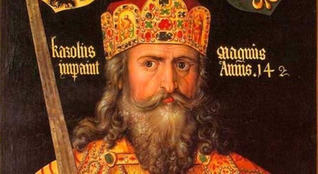 Historia Pregunta Trivia: ¿Cuál era el sobrenombre del padre de Carlomagno?
