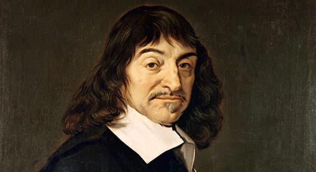 Cultura Trivia: ¿Cuál era, para Descartes, la única fuente para conseguir un conocimiento seguro?