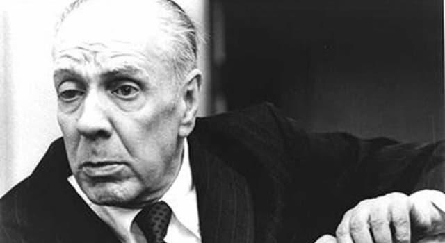 Cultura Pregunta Trivia: ¿Cuál es el nombre completo del literato argentino Borges?