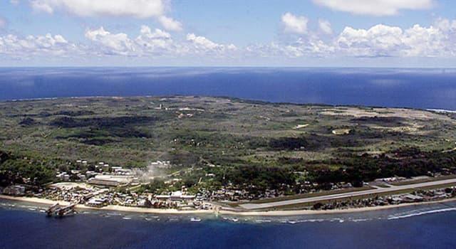 Geografía Pregunta Trivia: ¿Cuál es el país insular más pequeño del mundo?