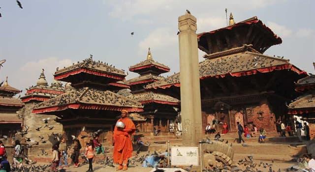 Geografía Pregunta Trivia: ¿Cuál es la capital de la República Federal Democrática de Nepal?