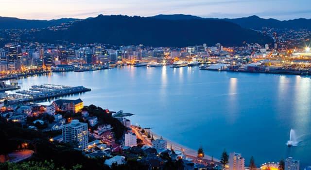 Geografía Trivia: ¿Cuál es la capital de Nueva Zelanda?
