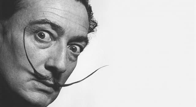 Cultura Pregunta Trivia: ¿Cuál es una de las pinturas más popularmente conocidas de Salvador Dalí?