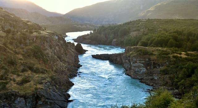 Geografía Trivia: ¿Cuántas comunidades autónomas atraviesa el Ebro en su recorrido?
