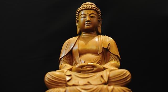 """Cultura Pregunta Trivia: ¿Cuántas son las """"Nobles Verdades""""· que predicaba Buda?"""