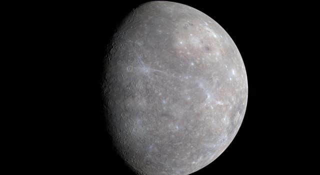 Сiencia Pregunta Trivia: ¿Cuántos satélites tiene Mercurio?