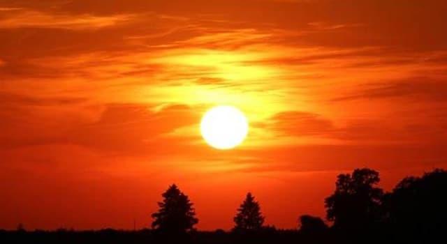 Cultura Trivia: ¿Cuáles son los elementos principales del Sol?