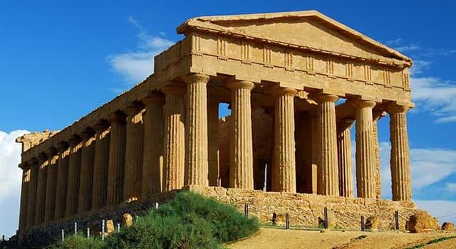 """Historia Pregunta Trivia: ¿Dónde se encuentra el """"Valle de los Templos""""?"""