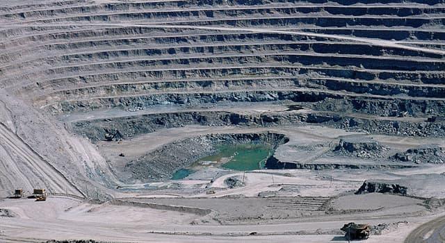 """Geografía Pregunta Trivia: ¿Dónde se encuentra la mayor """"mina a cielo abierto"""" del mundo?"""
