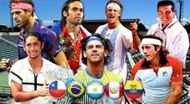 """Deporte Pregunta Trivia: ¿En cuál de los siguientes grupos de jugadores se incluye uno que nunca llegó a posicionarse entre los tres mejores del """"ranking""""?"""