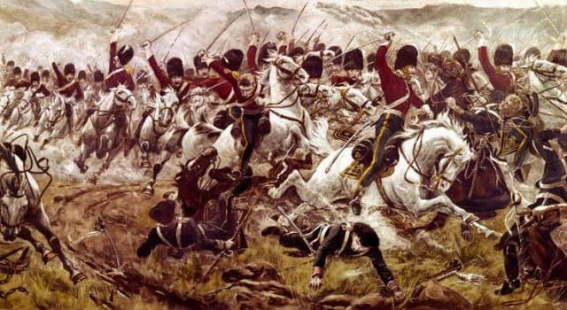 "Historia Pregunta Trivia: ¿En honor a qué batalla, Lord Alfred Tennyson escribió el poema ""La carga de la Brigada ligera""?"
