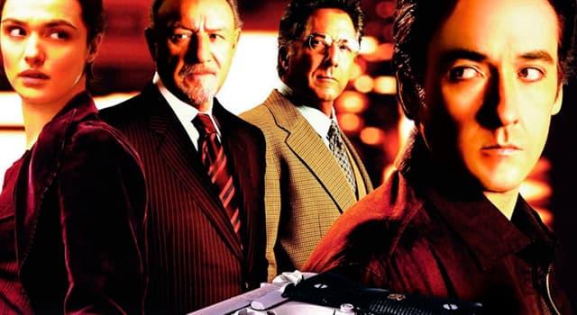 Películas y TV Trivia: En la película basada en el libro El Jurado de John Grisham, ¿qué actor interpreta al abogado Rankin Fitch?