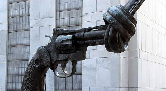 Cultura Trivia: ¿En qué ciudad se encuentra la escultura que se muestra en la imagen?