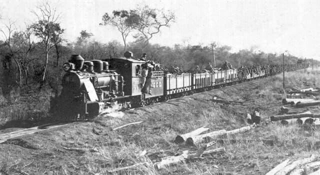 Historia Trivia: ¿En qué década ocurrió la guerra del Chaco?