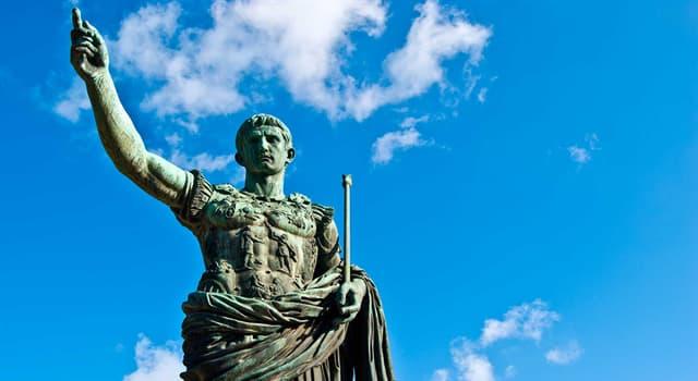 """Historia Pregunta Trivia: ¿En qué momento Julio César pronuncia la frase """"Alea jacta est"""" o """"La suerte está echada""""?"""