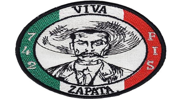 "Cultura Pregunta Trivia: ¿En qué país existe un escuadrón aéreo llamado ""Viva Zapata""?"