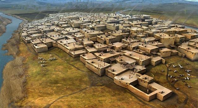 Historia Trivia: ¿En qué país se encuentra Catalhoyuk?