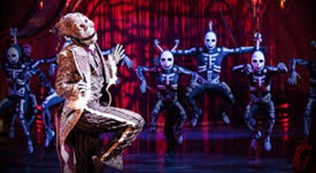 Cultura Pregunta Trivia: ¿En qué país tuvo su origen el Cirque du Soleil?