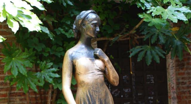 Cultura Pregunta Trivia: En Verona se encuentra la casa de Julieta ¿Qué parte de la estatua es tradición tocar?