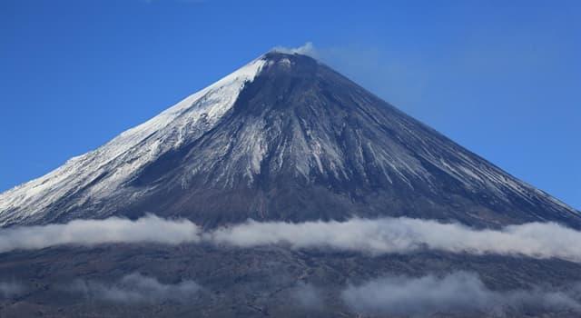 Geografía Pregunta Trivia: ¿Entre qué países se encuentra el Llullaillaco, considerado el volcán sagrado de los Incas?