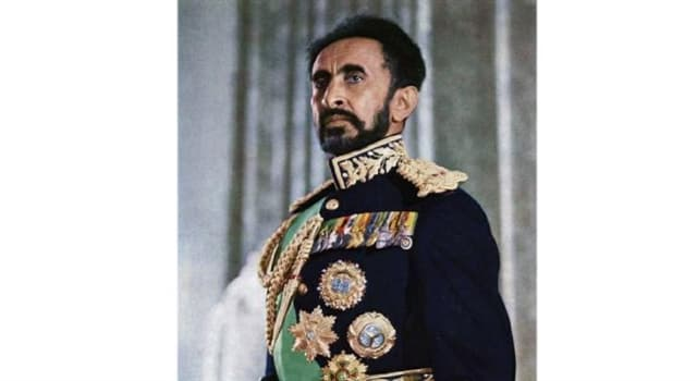 History Trivia Question: Haile Selassie, last Emperor of Ethiopia, claimed lineage from which Biblical figure?