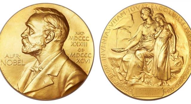 Cultura Pregunta Trivia: Hasta la fecha, solo dos personas consiguieron ganar un Nobel y un Óscar. ¿Qué profesiones tenían?