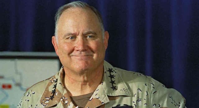 History Trivia Question: How many Silver Star Medals and Purple Hearts was Norman Schwarzkopf Jr. awarded during the Vietnam War?
