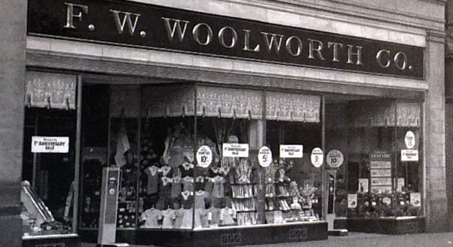In Which City Was Woolworth S First Trivia Answers