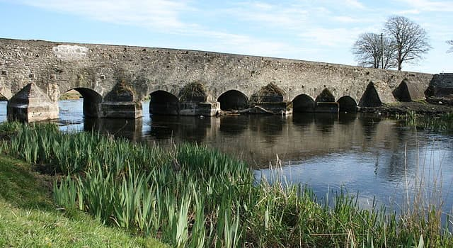 Geography Trivia Question: In which European country listed below are the Rivers Blackwater located?