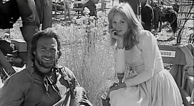 Movies & TV Trivia Question: In which film did Clint Eastwood first star with his future mistress Sondra Locke?