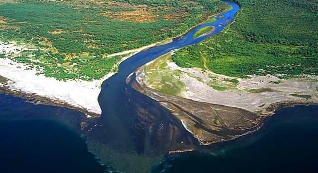 Природа Вопрос: Как называется место впадения реки в другую реку?