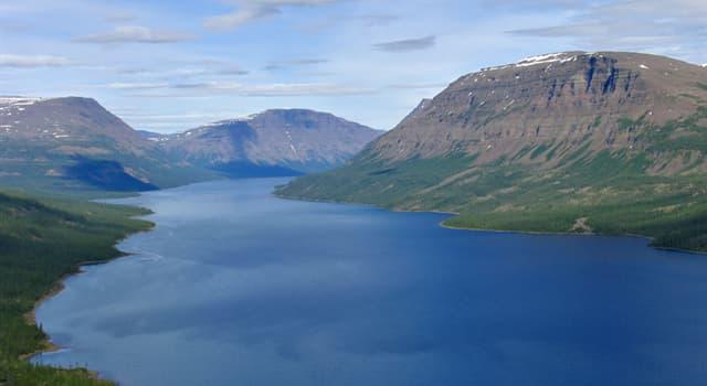 Природа Вопрос: Какая Река является самой широкой в мире?