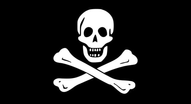 Kultur Wissensfrage: Wie nennt man die schwarze Flagge von Piratenschiffen?