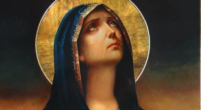 Culture Trivia Question: In medieval England, which flower was associated with the Virgin Mary?