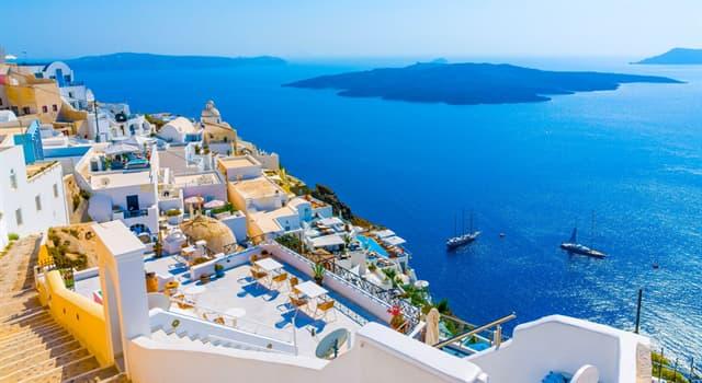 География Вопрос: Какой город является столицей Греции?