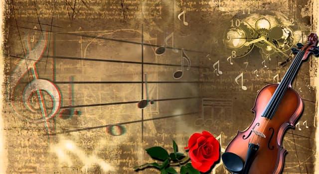 """Культура Вопрос: Какой музыкальный термин итальянского происхождения переводится как """"бодро, весело""""?"""