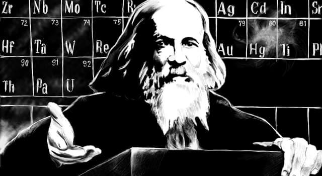 Wissenschaft Wissensfrage: Wann wurde das Periodensystem aufgestellt?