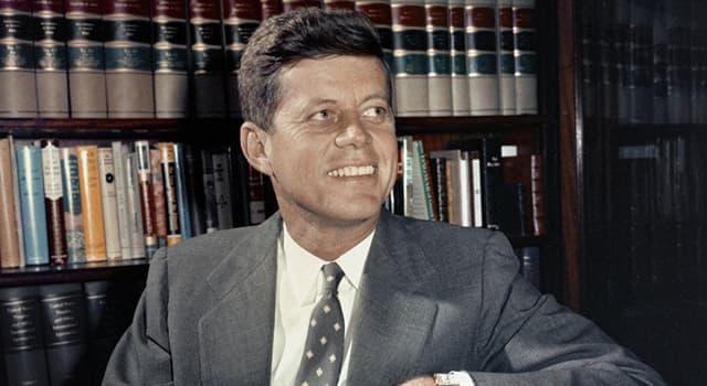 История Вопрос: Когда убили Джона Кеннеди?