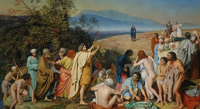 Культура Вопрос: Кто написал картину «Явление Христа народу»?